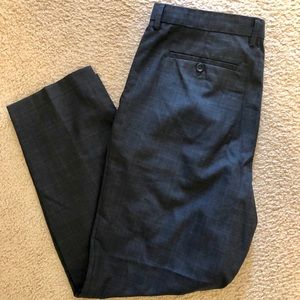 Men's 36/30 (tailored) dress pants from BR